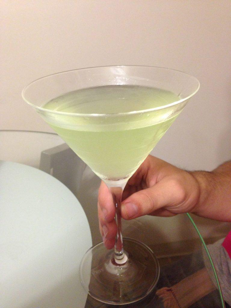 Jewish Apple Cake Martini