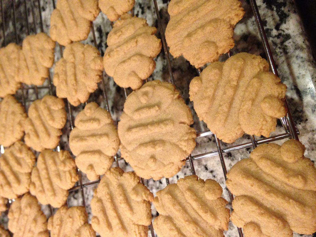 Peanut Butter Coookies
